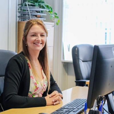 Gemma Crossley Secretary